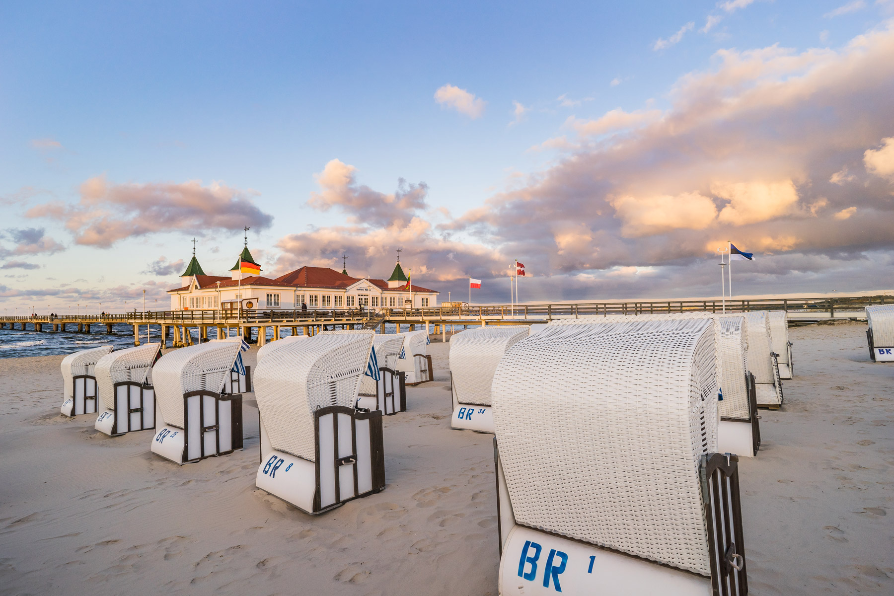 Die Strandwohnung